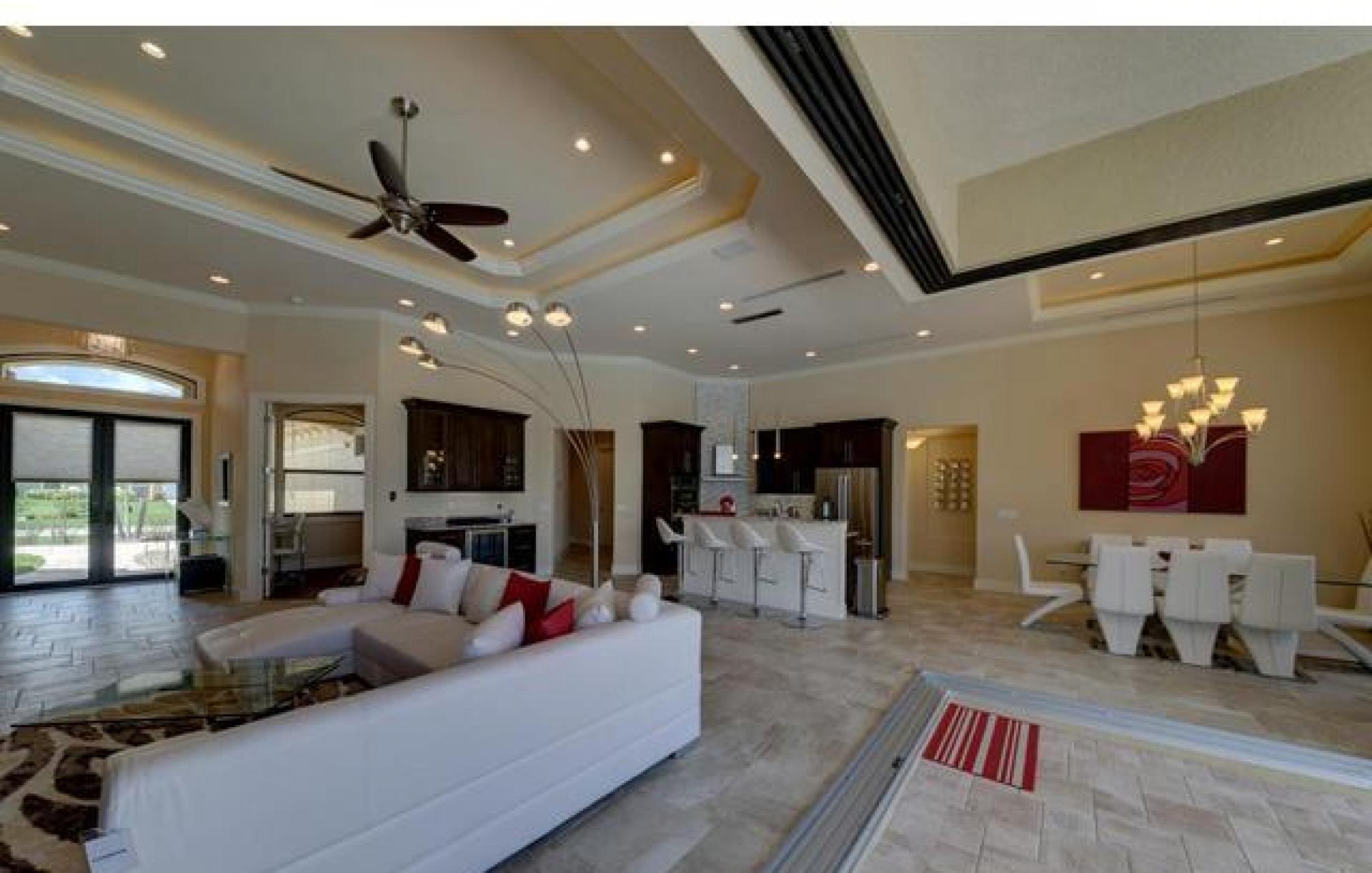 Villa Sunshine Pearl - Ferienhäuser in Cape Coral, Florida ...